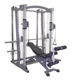 Universal Fitness Universal Smith Station Home Gym